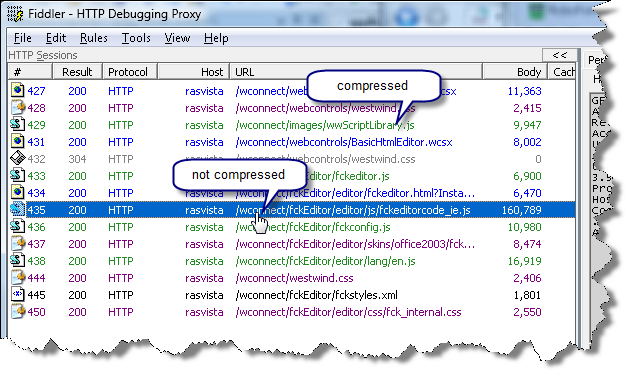IIS 7 and JavaScript Compression not working consistently - Rick