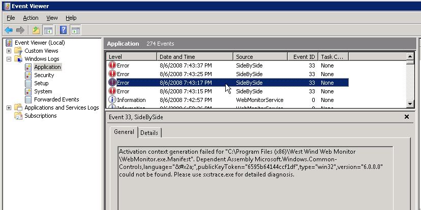 Moving my Site onto a 64 Bit Server - Rick Strahl's Web Log