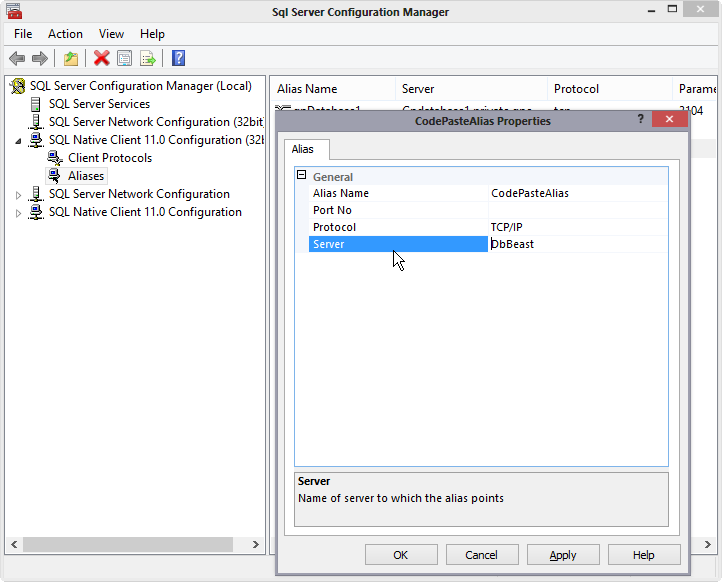 SqlConfigurationWizard