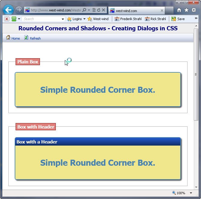 Web Browser Control & Specifying the IE Version - Rick