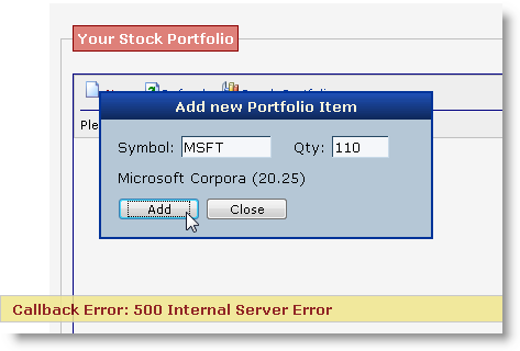 IIS 7 Error Pages taking over 500 Errors - Rick Strahl's Web Log