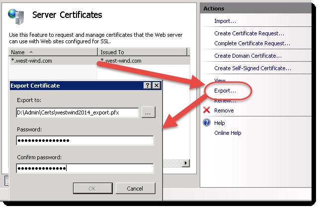 Iis Ssl Certificate Renewal Pain Developer It