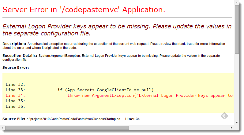 HTTP ERROR 401 0 UNAUTHORIZED MVC REDIRECT - Controllers