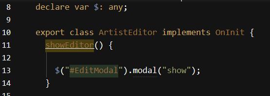 External JavaScript dependencies in Typescript and Angular 2 - Rick