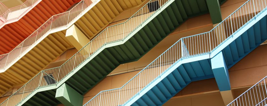 External Access Stairs