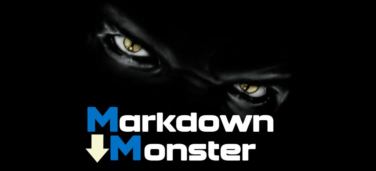 Introducing Markdown Monster - a new Markdown Editor - Rick
