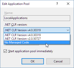 Publishing and Running ASP NET Core Applications with IIS