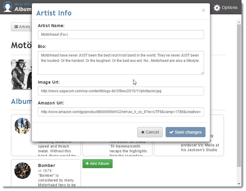 Bootstrap Modal Dialog Showing Under Modal Background Rick Strahl S Web Log